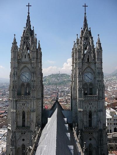 Basilica del VotoNacional Quito