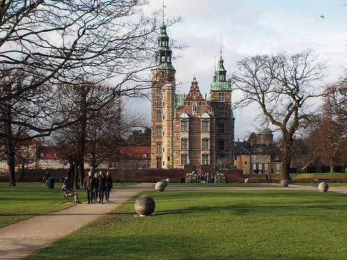 Rosenborg Slot and the Kings Garden in Copenhagen Photo: Heatheronhertravels.com