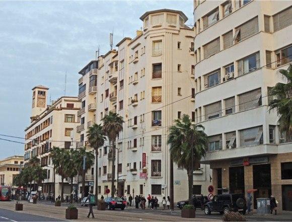 Casablanca-Art Deco