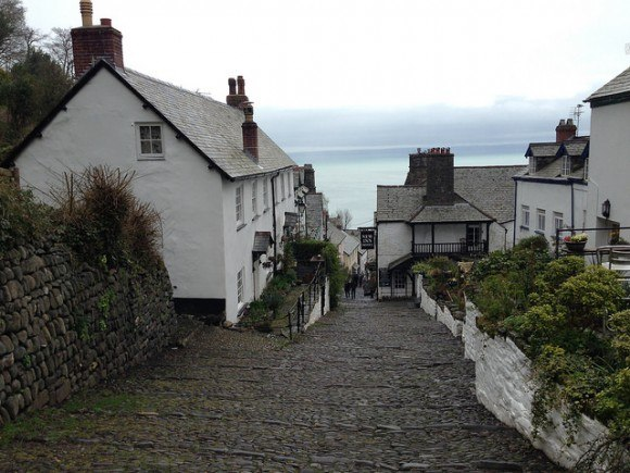 Clovelly Village, North Devon