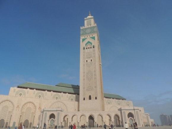 Mosque Hassan II - Casablanca