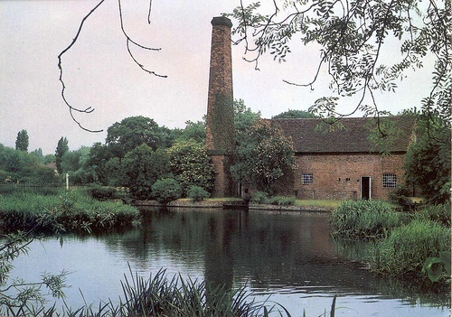 Sareholl Mill in Birmingham Photo: Birmingham Museum and Art Gallery