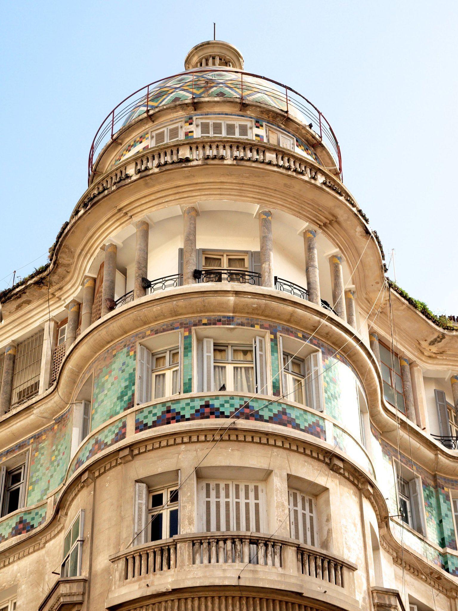 Casablanca Art Deco by Maret on Flickr