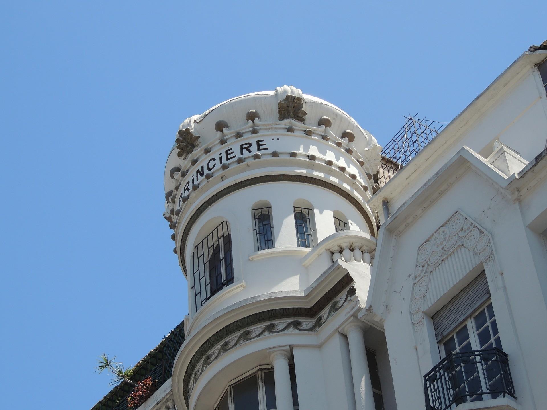 Art Deco buildings in Casablanca Photo Stratageme2015 on Pixabay