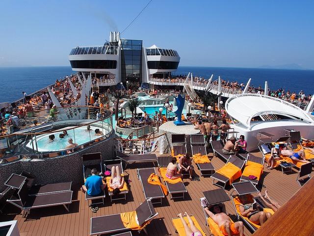Cruising The Mediterranean On Msc Splendida Here S What