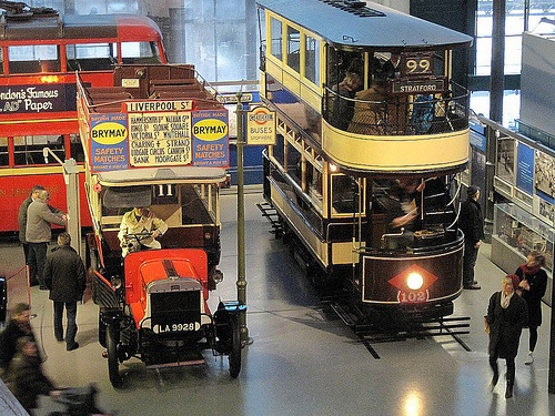 London Transport Museum Photo: Snapshooter46 on Flickr