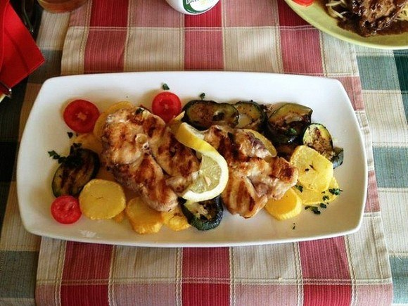 This Slovenian dish was better than eating raw squid