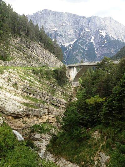 Spectacular scenery in Slovenia