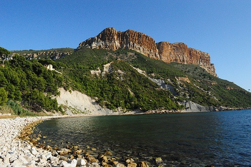 Cap Canaille in France Photo: Anse de L'Arene on Flickr