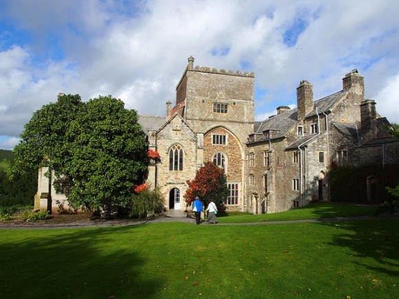 Buckland Abbey at Yelverton, Devon
