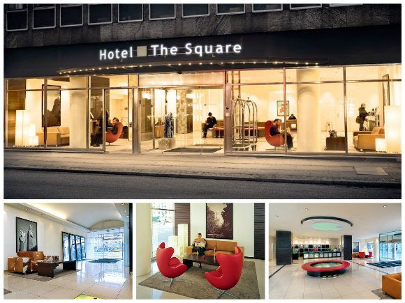 the square copenhagen wins award as denmark 39 s leading boutique hotel heather on her travels. Black Bedroom Furniture Sets. Home Design Ideas