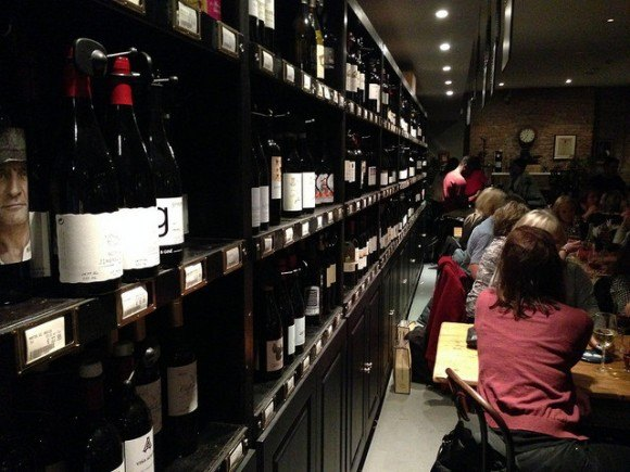 The Wine Bar at Fallon and Byrne in Dublin Photo: Heatheronhertravels.com