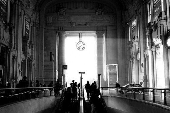 Milan Station Photo: Richard Evea on Flickr