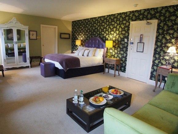 Moorland Garden Hotel in Devon