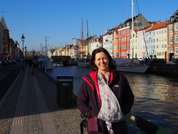 The picturesque harbour at Nyhaven, Copenhagen Photo: Heatheronhertravels.com
