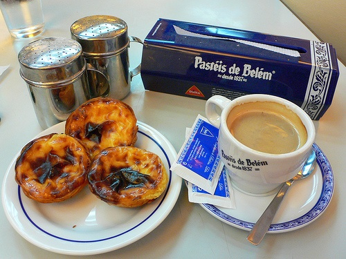 Pasteis de Belém from Lisbon Photo: Heatheronhertravels.com