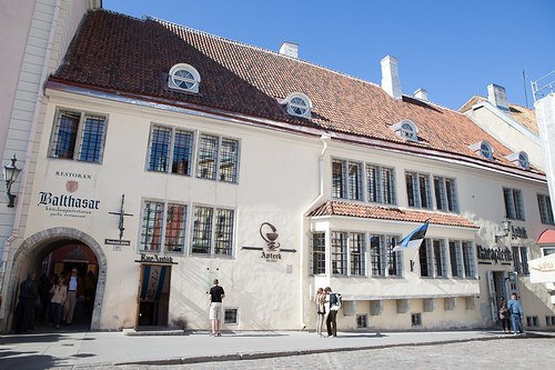 Town Hall Pharmacy in Talinn, Estonia