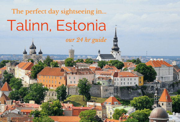 The perfect day sightseeing in Talinn, Estonia