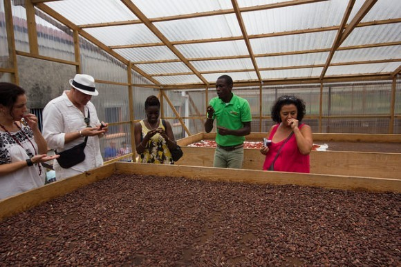 A visit to the Grenada Chocolate Company