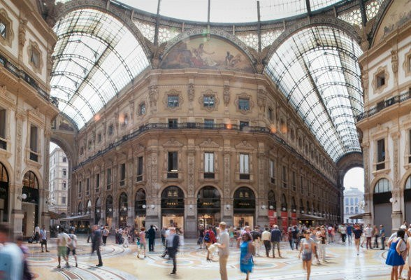 The Milanese Bible: Fashion, Food & Travel