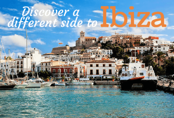Discover a different side to Ibiza