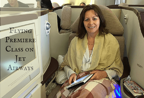 Flying Première class to India on Jet airways – is it worth it?