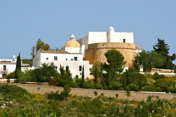 Puig de Misa in Santa Eularia, Ibiza