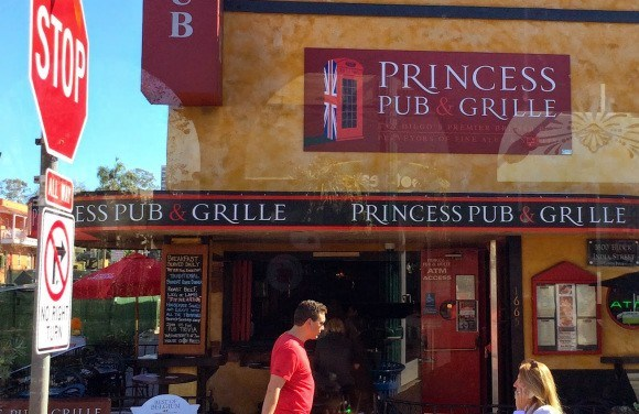 A British Pub in the Little Italy of San Diego, located on India Street!