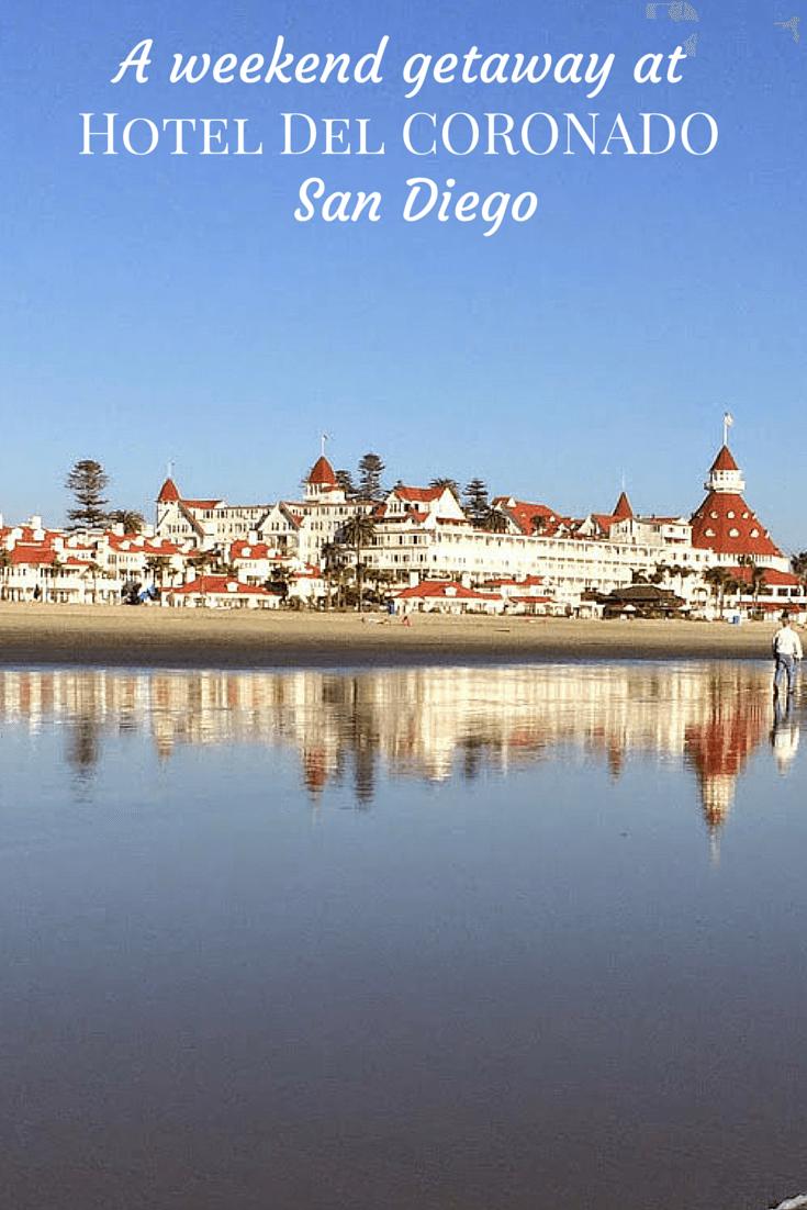 A Weekend Getaway In San Diego