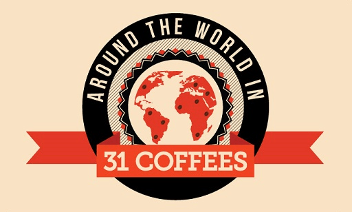Around the world in 31 Coffees Photo: Cheapflights.com
