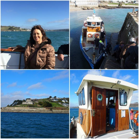 St Mawes ferry to Falmouth Photo: Heatheronhertravels.com