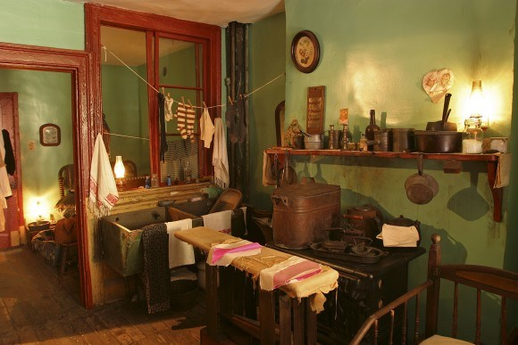 See how immigrant families lived at the Tenement Museum Photo: Tenement Museum