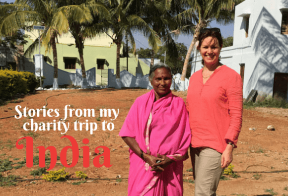 Stories from my charity visit to India