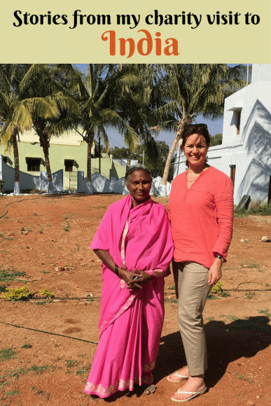 Read the stories from my charity visit to India