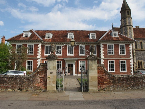Sarum College in Salisbury