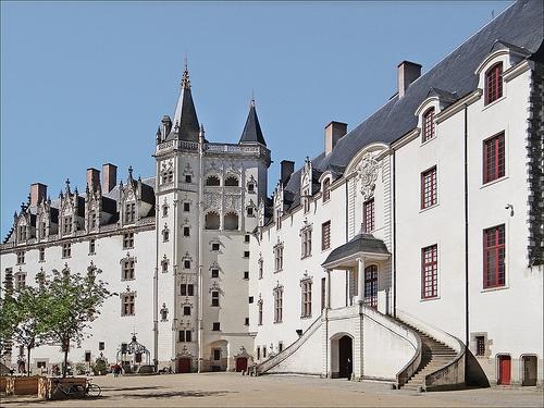 Chateau des Ducs de Bretagne in Nantes Photo: Jean-Pierre Dalbera
