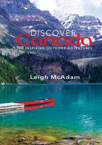 DiscoverCanadaBook by Leigh McAdam
