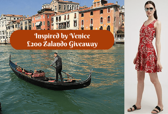 Enter my £200 giveaway from Zalando – with Venice inspiration