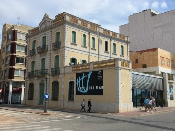 Museu del Mar, Lloret de Mar Photo: Heatheronhertravels.com