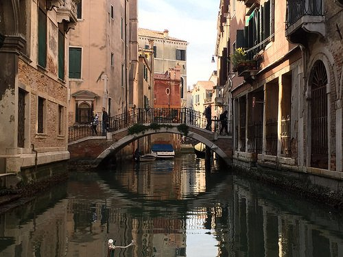 Cannaregio district in Venice Photo: Heatheronhertravels.com