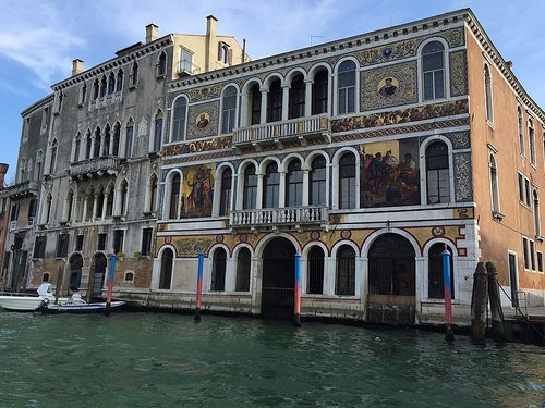 Palazzo on the Grand Canal in Venice Photo: Heatheronhertravels.com