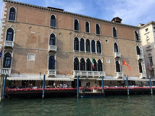 Gritti Palace Hotel in Venice Photo: Heatheronhertravels.com