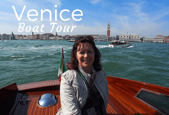 Join me on our Venice boat tour – with Walks of Italy