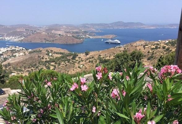 Charming Patmos – Day 3 of our Azamara Greek Island Cruise