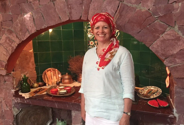 Heather Tries Out Turkish Cooking Photo: Heatheronhertravels.com