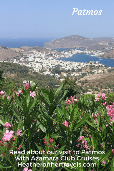 Pinterest Patmos Flower view