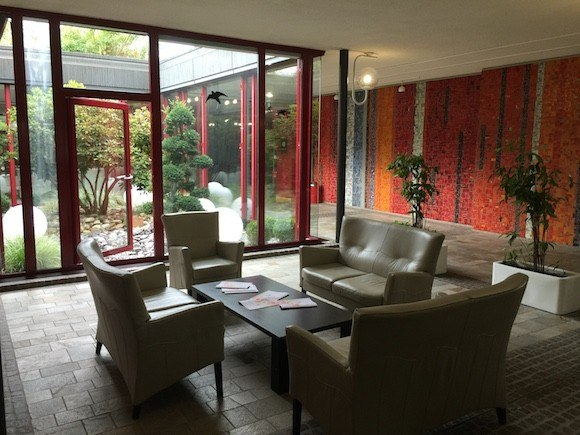 Hotel Mondorf in Luxembourg Photo: Heatheronhertravels.com