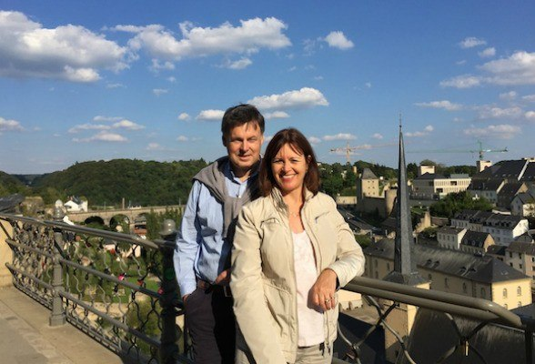 A gourmet walking tour of Luxembourg old town