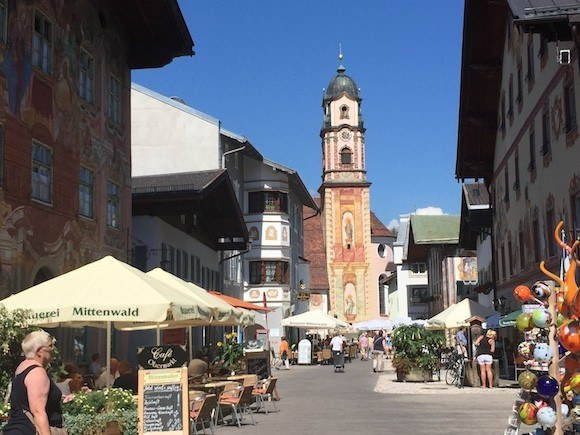 Mittenwald in Germany with Headwater Holidays Photo: Heatheronhertravels.com