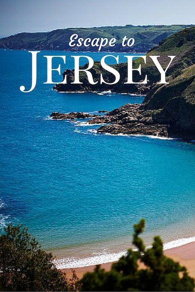 Read about how to escape to Jersey